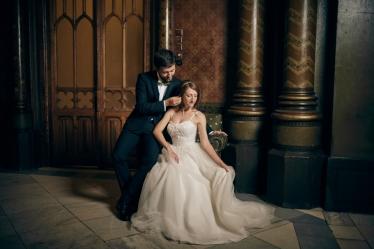 Fotografie realizată de Fearless Weddings - #1087093