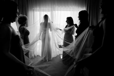 Fotografie realizată de Fearless Weddings - #1249861