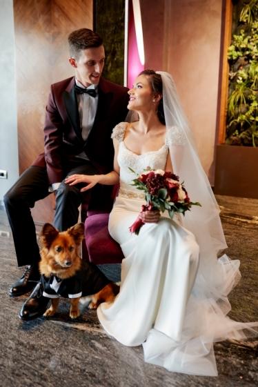 Fotografie realizată de Fearless Weddings - #1249875