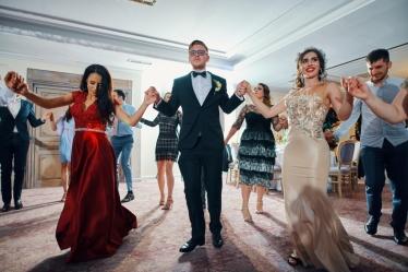 Fotografie realizată de Fearless Weddings - #1401965